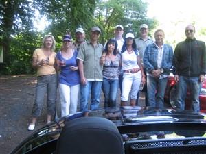 Kleines Gruppenfoto