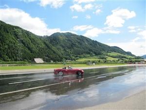 Fahrsicherheit Training in Österreich