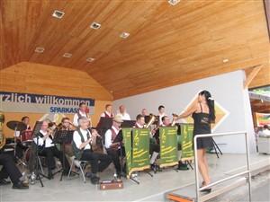 Ösitour Dirigentin Marianne