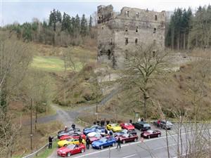 Rast Geierlay-tour