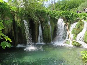 Nationalparks Plitvicer Seen