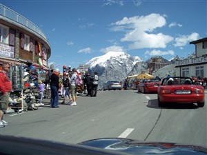 Stelvio Pass-spitze