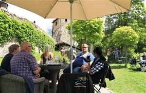 Schloss Brösels am Schlern italien