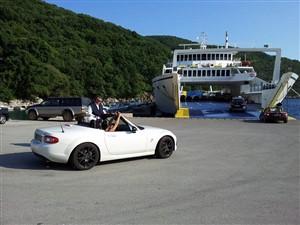 Zur Insel Cres Kroatien
