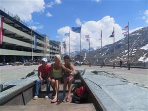 Großglocknerer Gletscherbahn