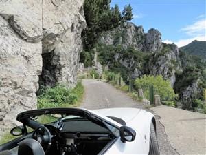 Maniva Pass Italien